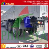 3 Eixos Semi Side Wall Bulk Cargo Transport Trailer