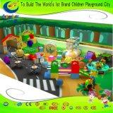 Uso interno do equipamento da casa do jogo do bebê da segurança quente da venda para a área da criança