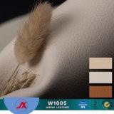 Prodotto di cuoio intessuto nuovo disegno per il sacchetto/mobilia della sede automobile/del sofà