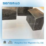 제조에 의하여 주문을 받아서 만들어지는 고품질 영원한 AlNiCo5 자석
