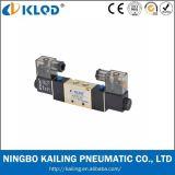 5 elettrovalvola a solenoide dell'aria di controllo pneumatico di posizione di modo 2