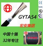 Anti-Fourmi de 36 faisceaux et câble de fibre optique extérieur antirongeur