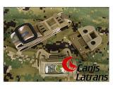 Taktische Militärhaupttaschenlampen-modulares persönliches Beleuchtungssystem Cl15-0065