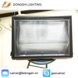 40W 60W Dlc 직업적인 LED 벽 팩 빛 주거