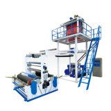 Einzelne Schrauben-Plastikdurchbrennenmaschine durchgebrannte Film-Maschine für Einkaufstasche