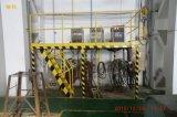 Parti della gru di montaggio della struttura d'acciaio (scaletta)