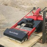Máquina de la limpieza de la arena de la playa