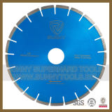 Lámina de sierra circular de diamante galvanizado para granito