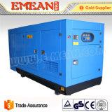 Weichai Engine著40kw/50kVA無声ディーゼル発電機