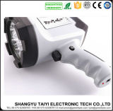 18W riflettore tenuto in mano ricaricabile di campeggio della strumentazione LED del CREE LED