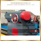 Manufatura universal horizontal resistente econômica da máquina do torno C61250