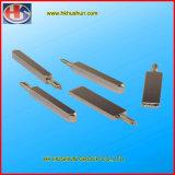 Pin евро, Pin штепсельной вилки AC сделанный C3602 с плакировкой никеля (HS-BS-18)