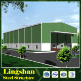 2017 ha prefabbricato il gruppo di lavoro della struttura d'acciaio in Cina