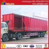 De cadre de cargaison de côté en conteneur remorque de rideau semi