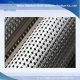Barilotti/tubi/tubi perforati del filtrante del metallo dell'acciaio inossidabile