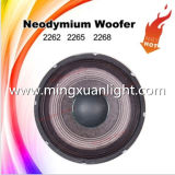 "do "" Woofer diferencial do Neodymium da movimentação do DJ altofalante 2265HPL 15"