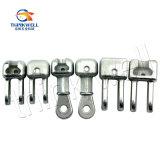 Ovaleye 위조된 강철에 의하여 직류 전기를 통하는 표준 놀이쇠 또는 눈 닻 로드