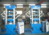 Plate di gomma Vulcanizing Presses Machine per Foaming