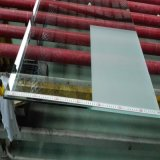 Lo schermo di vetro acido Forsted di vetro ha inciso il vetro Tempered per costruzione