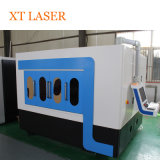 Faser-Laser-Schnitt-Maschinerie der Edelstahl-Platten-1000W Ipg