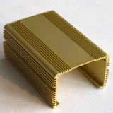 Profil en aluminium d'aluminium d'extrusion de matériau de construction