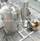 Máquina de rellenar del jugo de la botella del animal doméstico