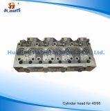 小松4D95 6204131100のためのエンジンのシリンダーヘッド