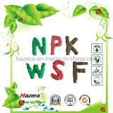 Engrais hydrosoluble NPK de pouvoir avec Saling chaud