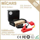 Goldene Sprung-Anfangsbatterie des Mikro-12V 16800mAh für Auto