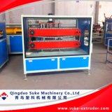 Belüftung-Plastikwasser-Rohr-Produktions-Maschinen-Strangpresßling-Zeile