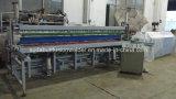 Máquina de dobra automática da folha de Zw2000 PP/HDPE/PVC/PVDF/Pph/Ppn