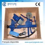 Neumático de Mano de sondeo Bits & barras de perforación Integral máquina de pulir