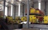 Het Maken van de Baksteen van de klei de Oven van de Tunnel van de Machine