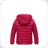 Подгонянный высоким качеством женский теплый костюм лыжи вниз Jackst на дети 608