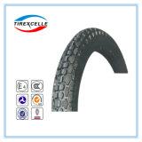 Populärer Muster-Motorrad-Reifen (3.50-10)