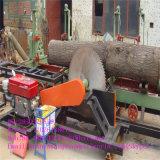 De draagbare Diesel Motor Van uitstekende kwaliteit van de Zaagmolen met Vervoer