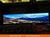Afficheur LED P4 de tension en aluminium fixe d'intérieur de poids léger de Reshine