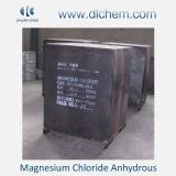 cloruro blanco del magnesio del polvo 99%Min/de la escama/del bloque anhidro