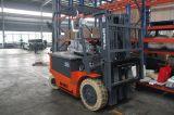 Voller elektrischer Gabelstapler Chery 6m anhebender Höhe Wechselstrom-3500kg