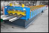 Edelstahl-strukturelle Fußboden-Plattform-Rolle, die Maschine bildet