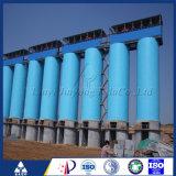 Baixo consumo 50 toneladas de estufa profissional do vertical da cal de pega rápida