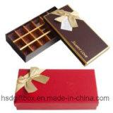 Подгонянная высоким качеством коробка подарка Cholocate с конкурентоспособной ценой