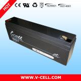 batería de plomo de 12V2.2ah Vcell 12V