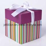 Embalaje Caja OEM Blanco Color de regalo de papel de lujo al por mayor