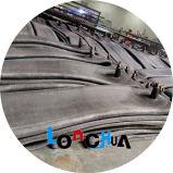Câmara de ar limpa da câmara de ar e bonita de superfície da motocicleta (90/90-18)