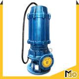Pompe à eau d'égout submersible centrifuge de fer de fonte