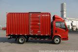 HOWO 경트럭, 4*2 동륜차를 가진 소형 트럭