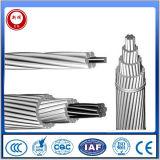 Conductor reforzado acero de aluminio del conductor ACSR del cable de transmisión