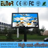 Афиша P10 Waterproof 1r1g1b Outdoor Advertizing СИД