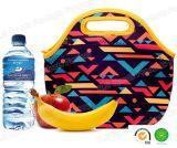 Sacchetto del dispositivo di raffreddamento dell'alimento isolato neoprene caldo di vendita con lo SGS per il picnic